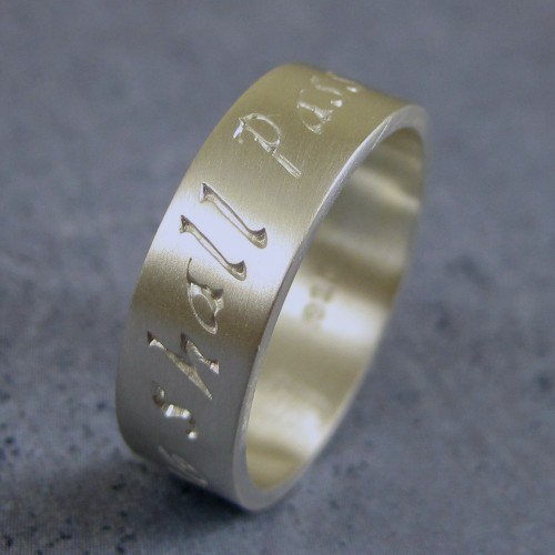 Story King Ring This Too Shall Pass